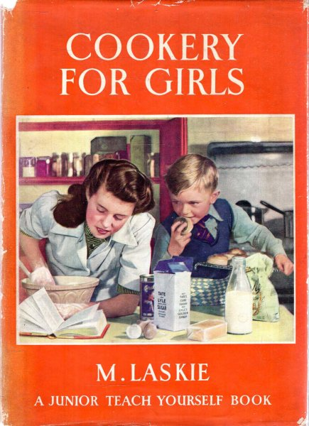 Image for A Junior Teach Yourself  Book : Cookery for Girls