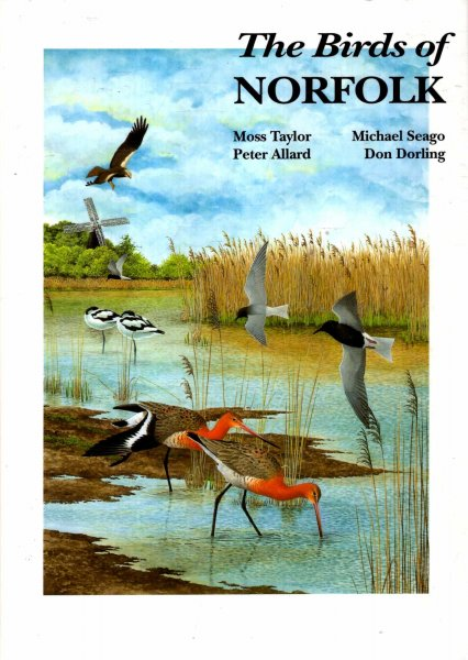 Image for The Birds of Norfolk