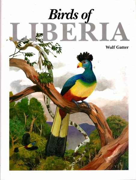 Image for Birds of Liberia