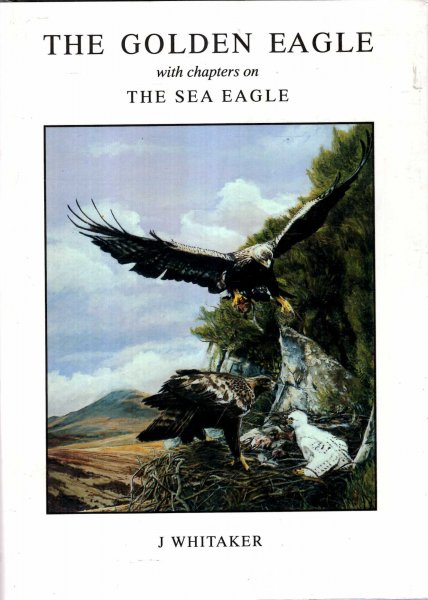 Image for The Golden Eagle with chapters on the Sea Eagle