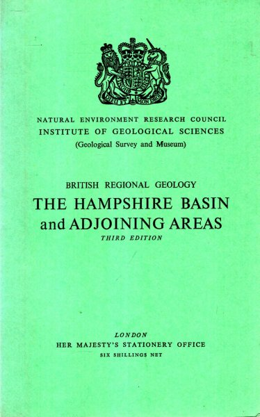 Image for British Regional Geology : The Hampshire Basin and Adjoining Areas
