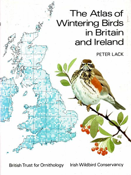 Image for The Atlas of Wintering Birds in Britain and Ireland