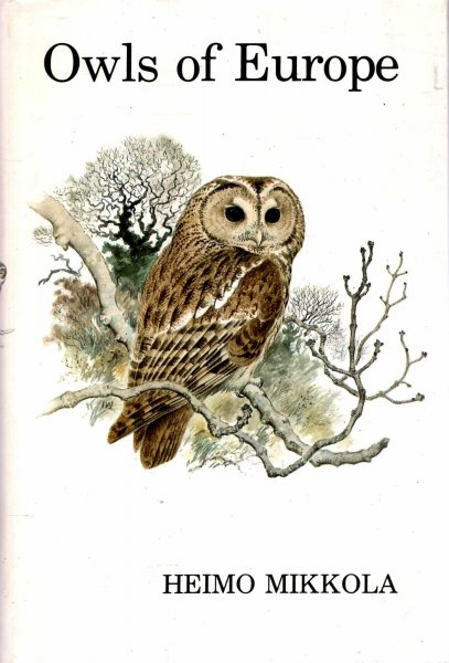 Image for Owls of Europe