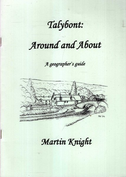 Image for Talybont: Around and About, a geographer's guide