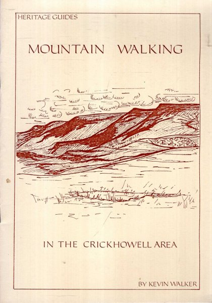 Image for Mountain Walking in the Crickhowell Area
