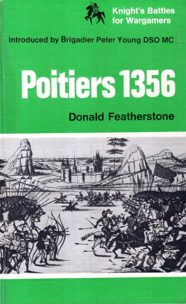 Image for Poitiers, 1356 (Battles for Wargamers)