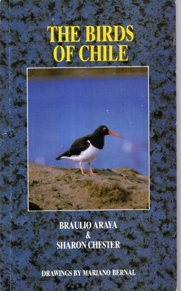 Image for The Birds of Chile