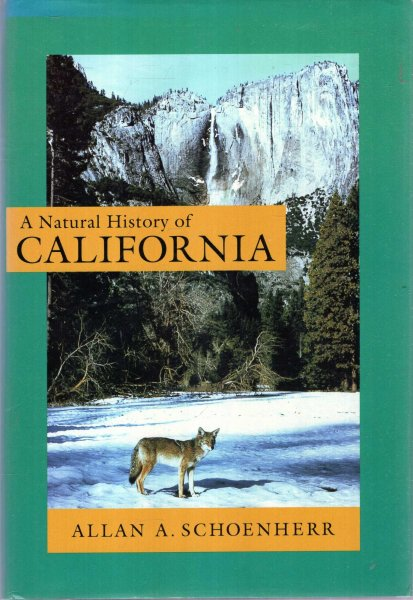 Image for A Natural History of California