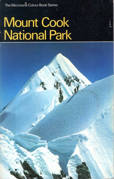 Image for Mount Cook National Park