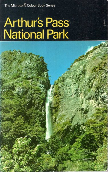 Image for Arthur's Pass National Park