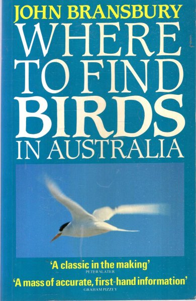 Image for Where to find Birds in Australia