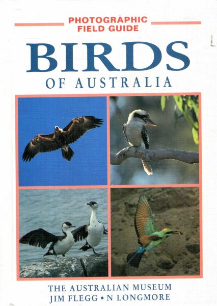Image for Photographic Field Guide : Birds of Australia