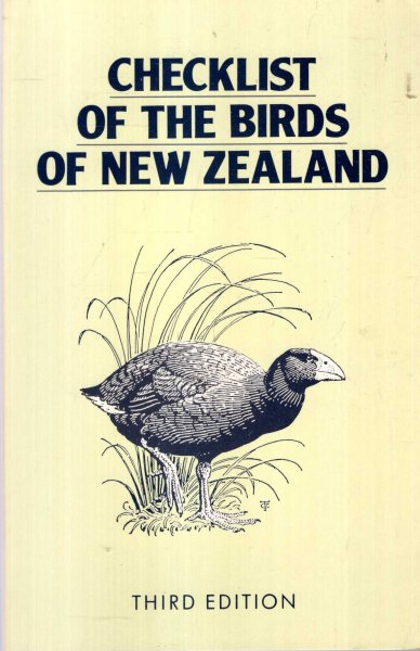 Image for Checklist of the Birds of New Zealand and the Ross Dependency, Antarctica