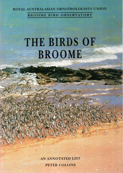 Image for The Birds of Broome - an annotated checklist