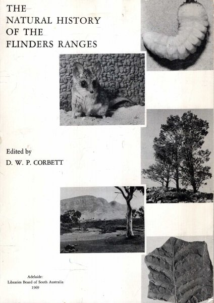 Image for The Natural History of the Flinders Ranges