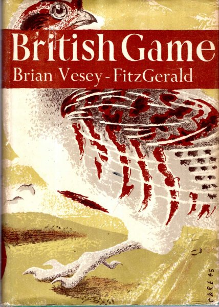 Image for The New Naturalist No 2 : British Game