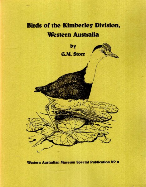 Image for Birds of the Kimberley Division, Western Australia