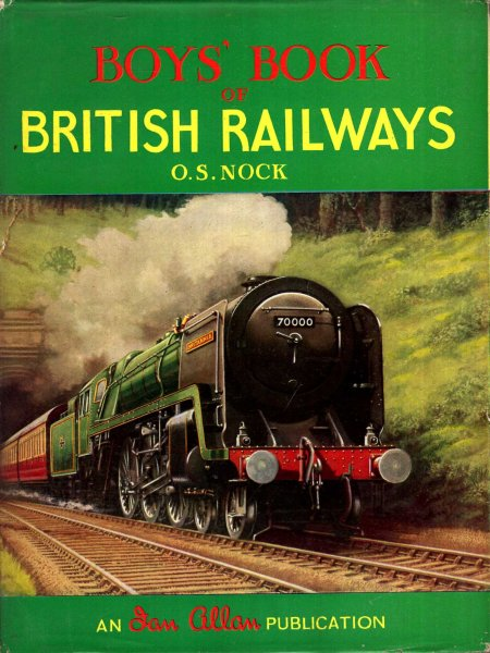 Image for Boys' Book of British Railways