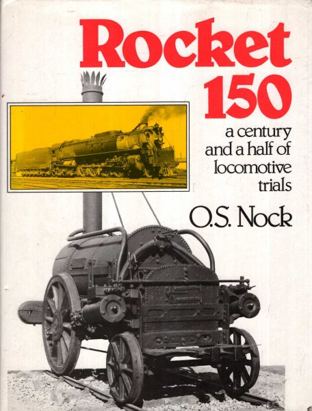 Image for Rocket 150 : A century and a half of locomotive trials