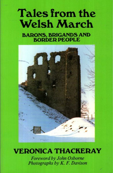 Image for Tales from the Welsh March : Barons, Brigands and Border People
