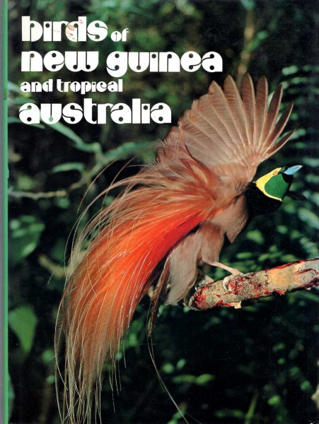 Image for Birds of New Guinea and tropical Australia