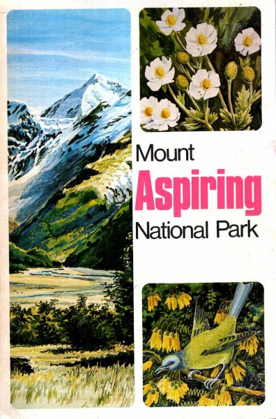Image for Mount Aspring National Park