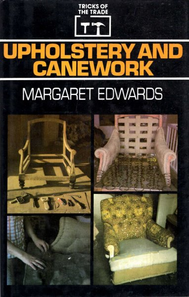 Image for Upholstery and Canework (Tricks of the trade)
