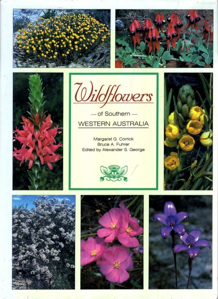 Image for Wildflowers of  Southern Western-Australia