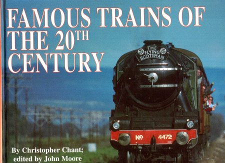 Image for Famous Trains of the 20th Century