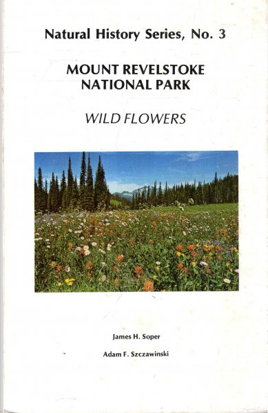 Image for Mount Revelstoke National Park Wild Flowers