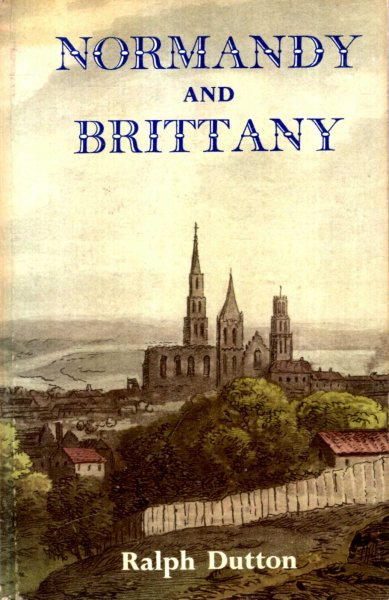 Image for Normandy and Brittany