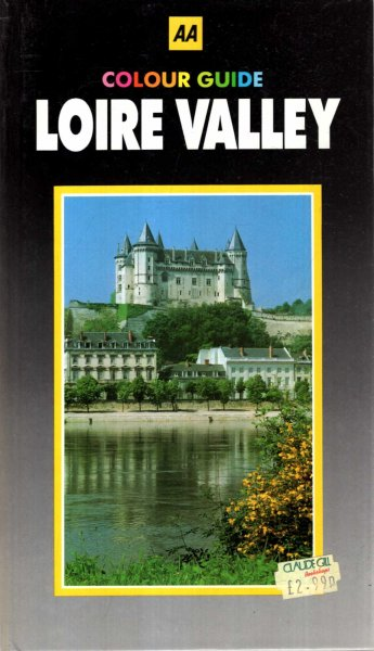 Image for AA Colour Guide :  Loire Valley