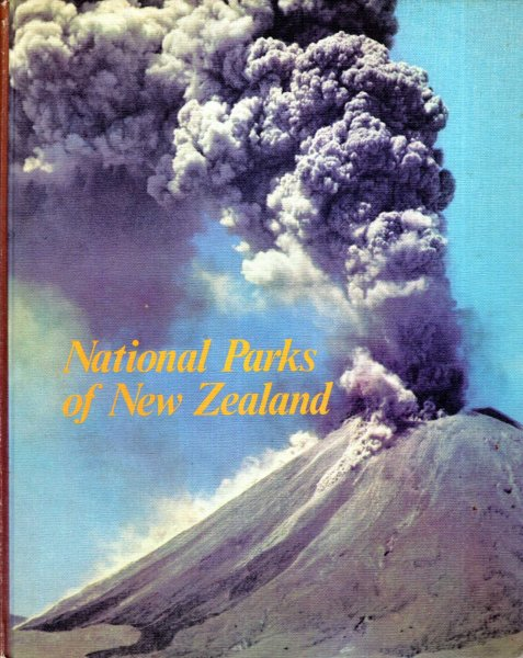 Image for National Parks of New Zealand