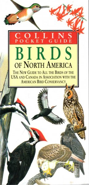 Image for Birds of North America - the new guide to all the birds of the USA and Canada (Collins Pocket Guide)