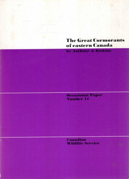 Image for The Great Cormorants of Eastern Canada