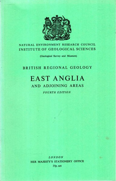 Image for British Regional Geology : East Anglia and Adjoining Areas