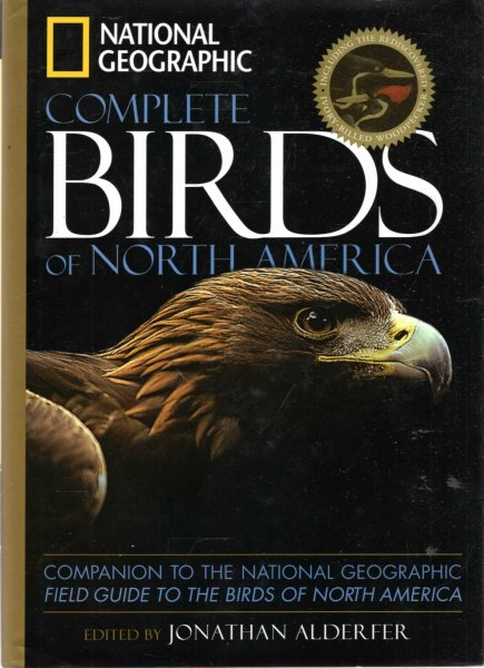 Image for National Geographic Complete Birds of North America