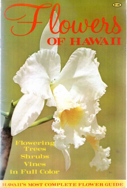 Image for Flowers of Hawaii