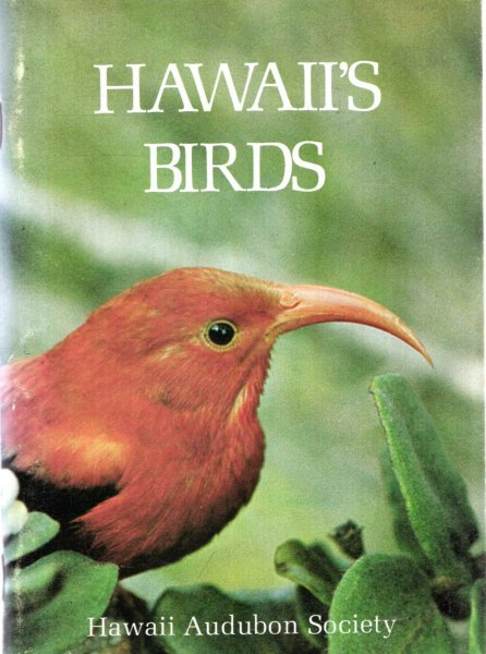Image for Hawaii's Birds