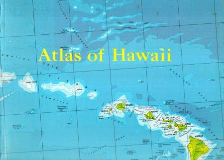 Image for Atlas of Hawaii