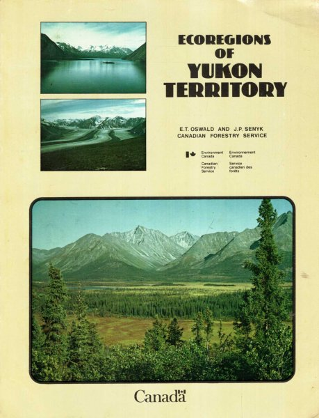 Image for Ecoregions of Yukon Territory