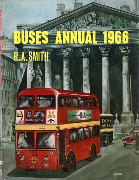 Image for Buses Annual 1966