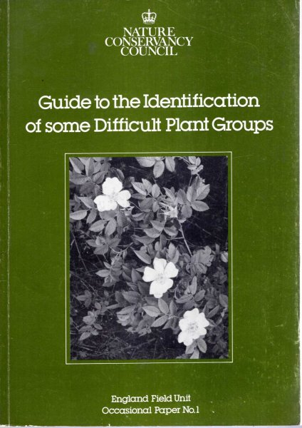 Image for Guide to the Identification of Some of the more Difficult Vascular Plant Groups