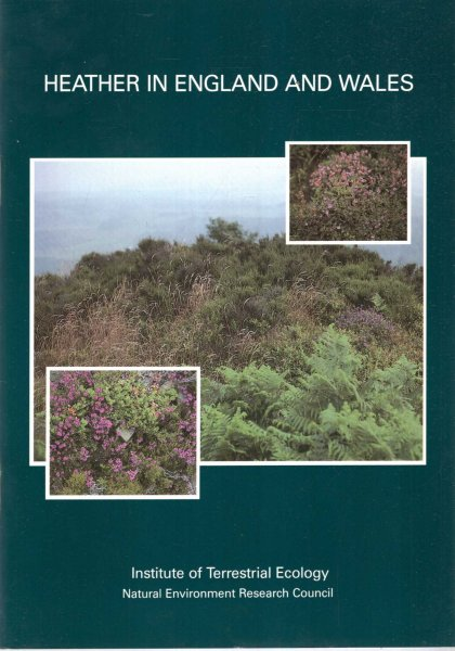 Image for Heather in England and Wales (ITE research publication)