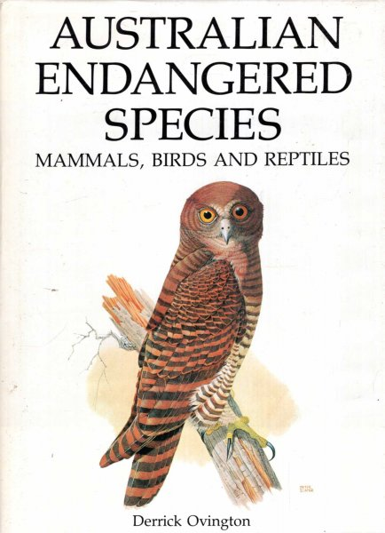 Image for Australian Endangered Species: Mammals, birds, and reptiles