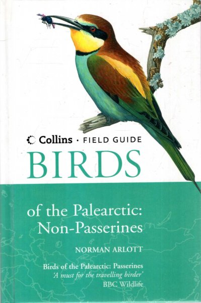 Image for Collins Field Guide - Birds of the Palearctic: Non-Passerines