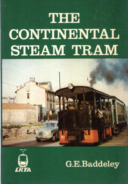 Image for The Continental Steam Tram