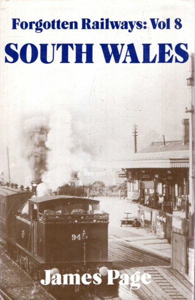 Image for Forgotten Railways : South Wales