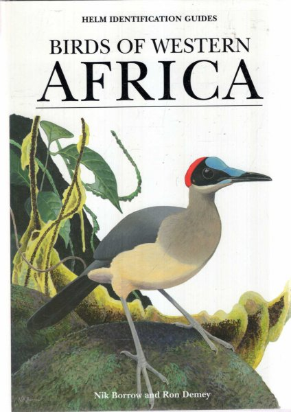 Image for Birds of Western Africa (Helm Identification Guides)