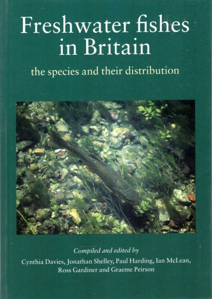 Image for Freshwater Fishes in Britain : The Species and Their Distribution
